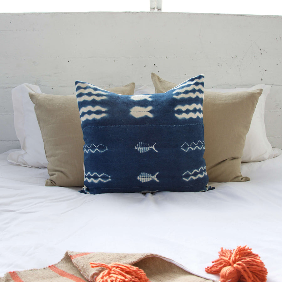 indigo-african-mud-cloth-pillow