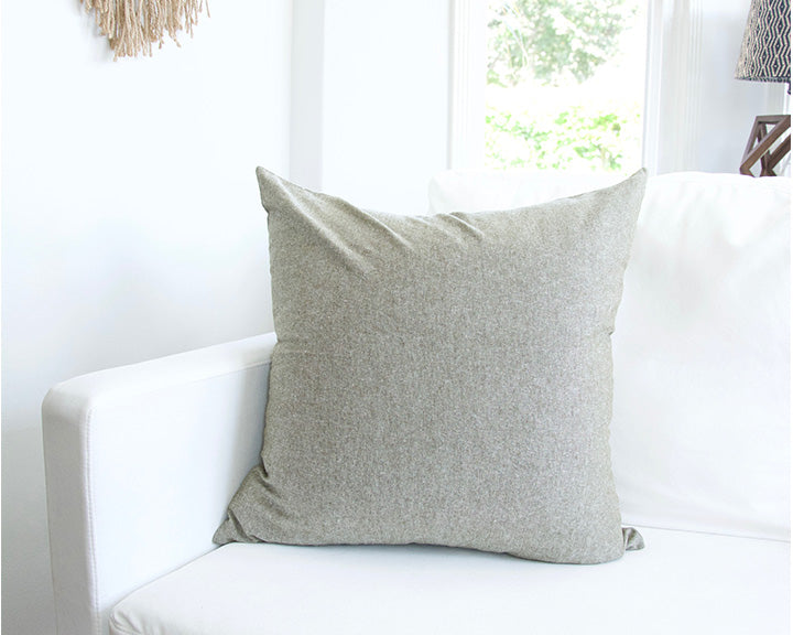 Olive Green Accent Pillow - 20x20