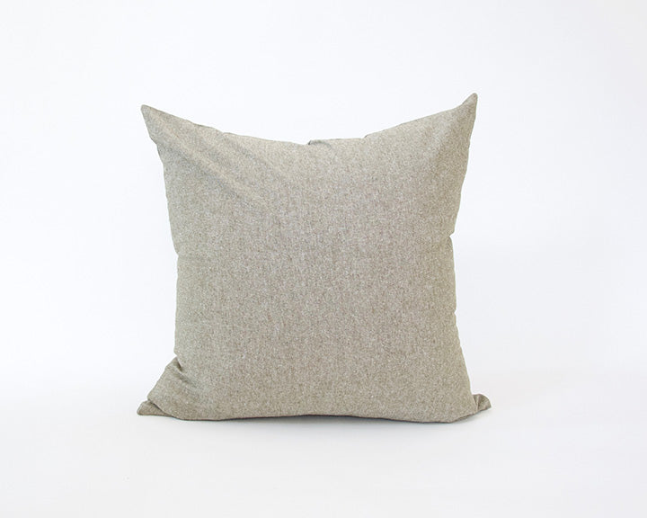 Olive Green Accent Pillow - 22x22