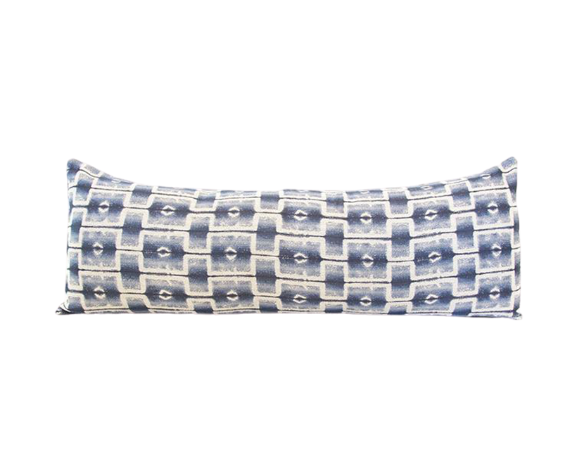 Progressive Blues Extra Long Lumbar Pillow - 14x36