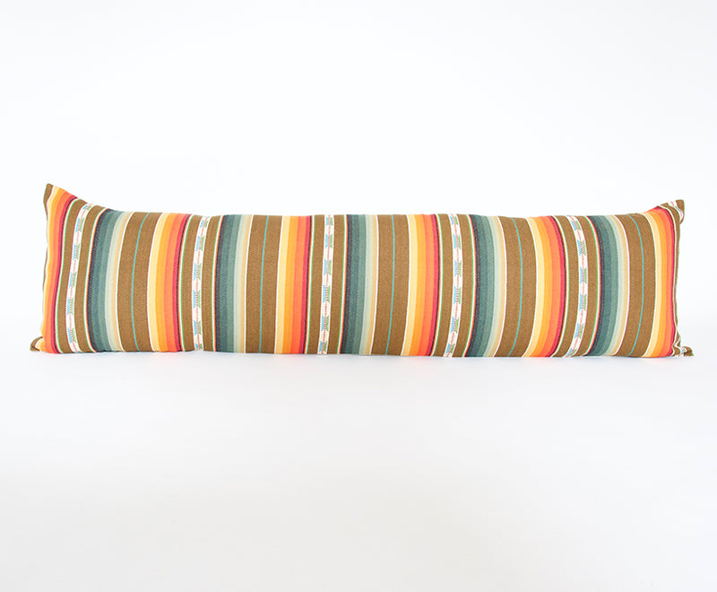 (Restocking End of February) Rio Grande Extra Long Lumbar Pillow - 14x50