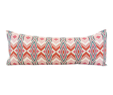 Snake River Blossom Extra Long Lumbar Pillow - 14x36 (Only 1 Left)