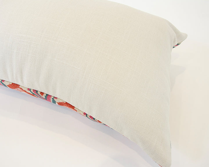 Snake River Blossom Extra Long Lumbar Pillow - 14x50