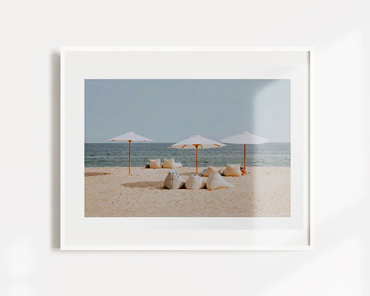 Summer Beach ii Print