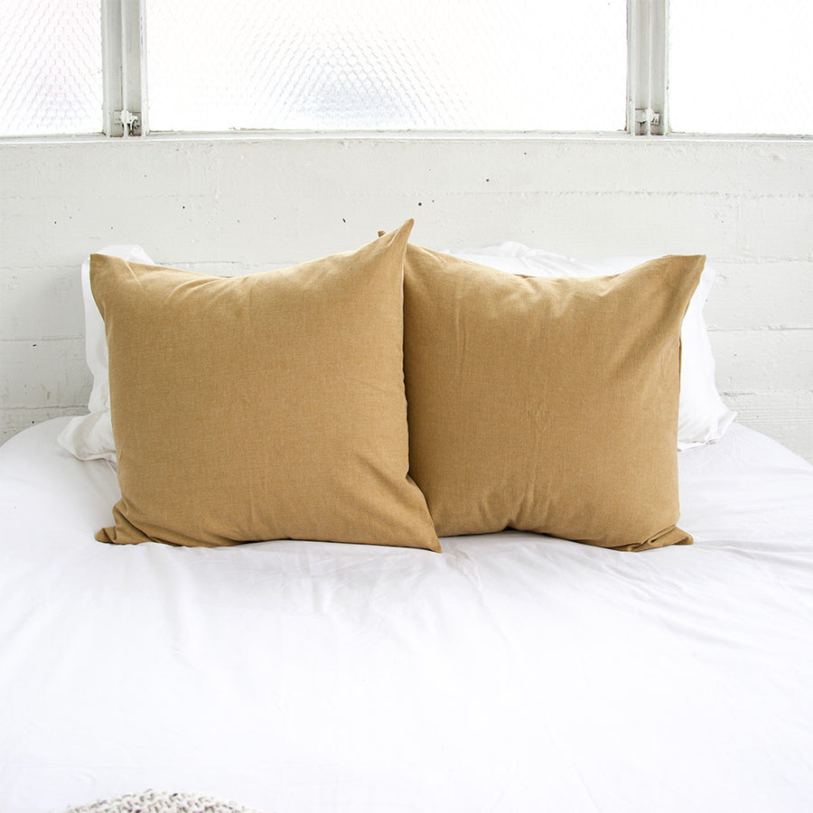 Tan Accent Pillow - 24x24