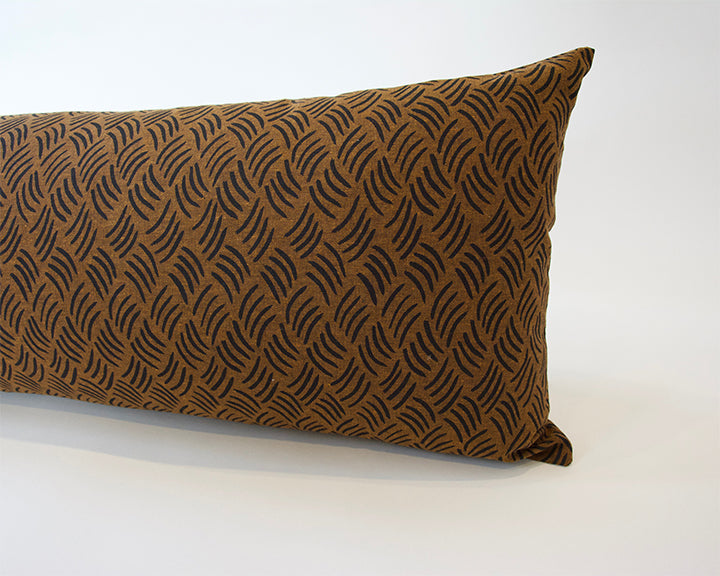 Urban Jungle Extra Long Lumbar Pillow - 14x36