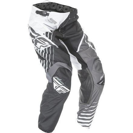 Black Friday Fly Racing Kinetic Pant Grey Youth and Adult Sizes