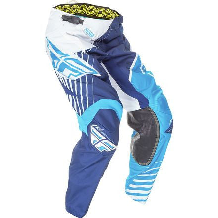 Black Friday Fly Racing Kinetic MX Pant Blue Youth and Adult Sizes