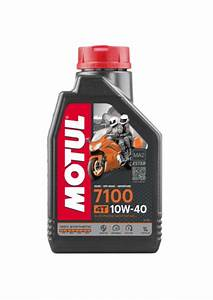 Kawasaki ZX6/ZX10 Street Oil Change Kit Motul 7100 4T 10w/40 and HiFlo 204 Race filter