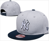 NY Yankees Striped Classic Snapback - Limited Edition 002121 - Bestshopup