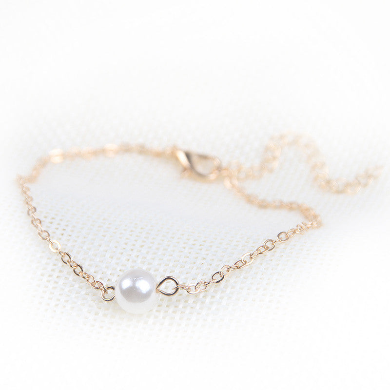Women's Chain Anklet and Bracelet - Bestshopup