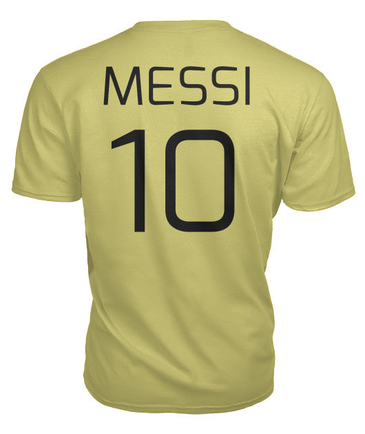 """Messi"" Customized T-Shirt - Bestshopup"