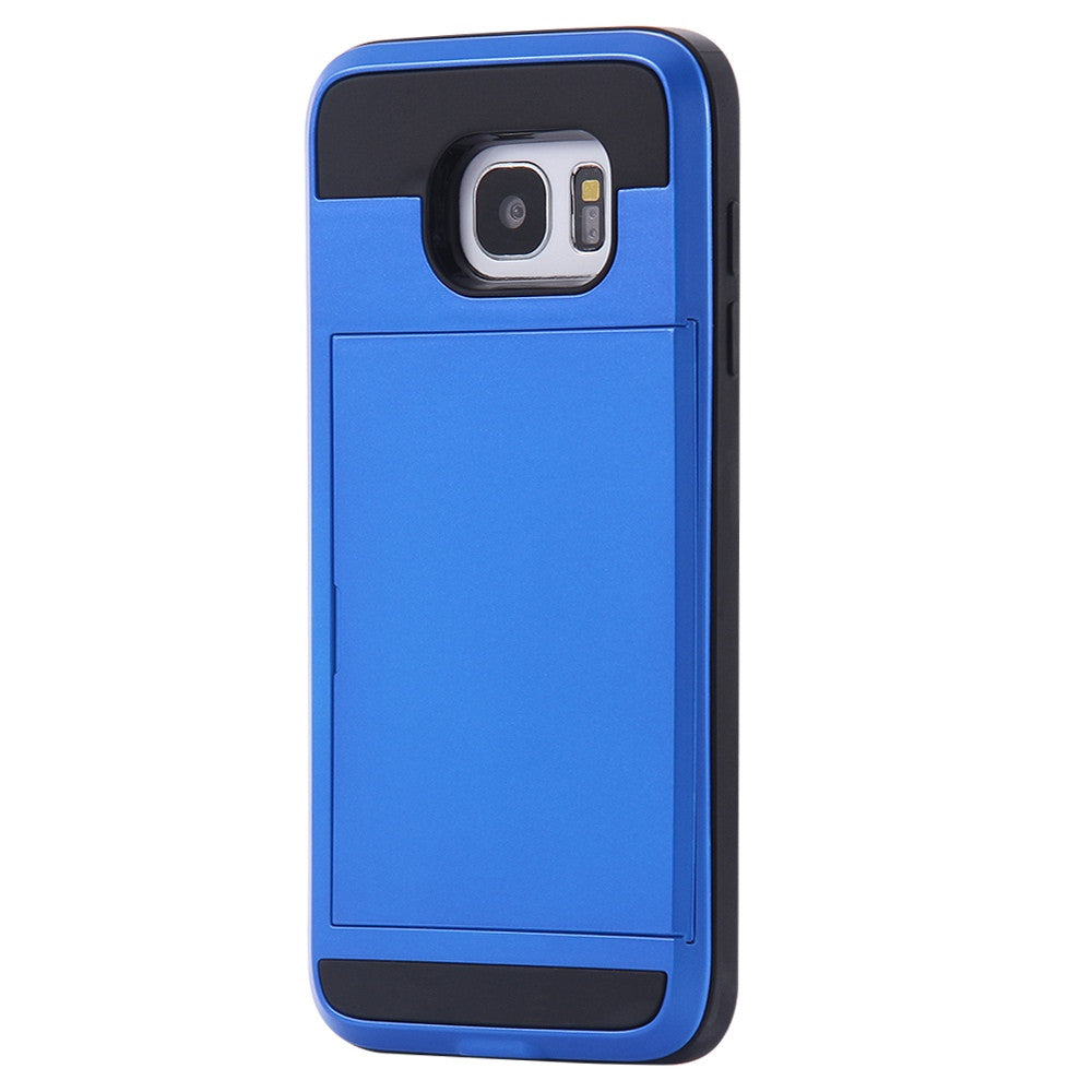 Dual Layer Armor Coque for Samsung S7 Galaxy S7 Edge Case - Bestshopup
