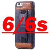 Hand Hold StrapSoft Leather Case Case For iPhone - Bestshopup