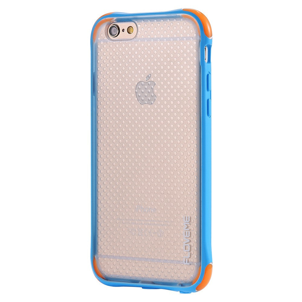 Transparent Shell Durable Shockproof Anti Drop Clear  Iphone Case - Bestshopup