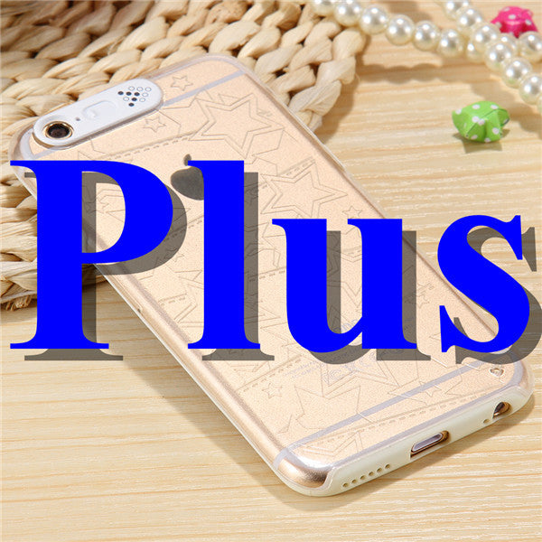 Luminous Clear Smart Calling Flash Cover for Apple iPhone - Bestshopup