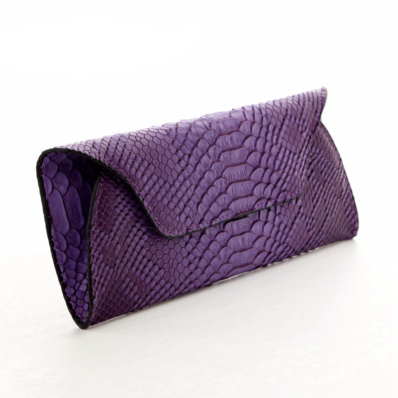 Women's Crocodile Brand Embossing Evening Clutch - Bestshopup