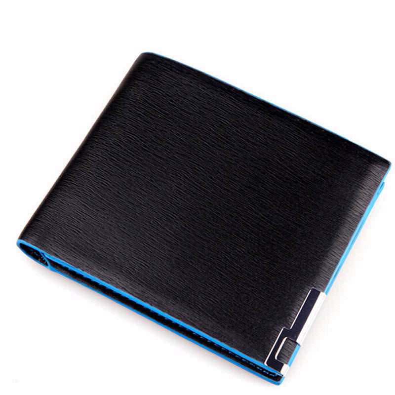 Men's PU Leather Coin Purse Wallet - Bestshopup