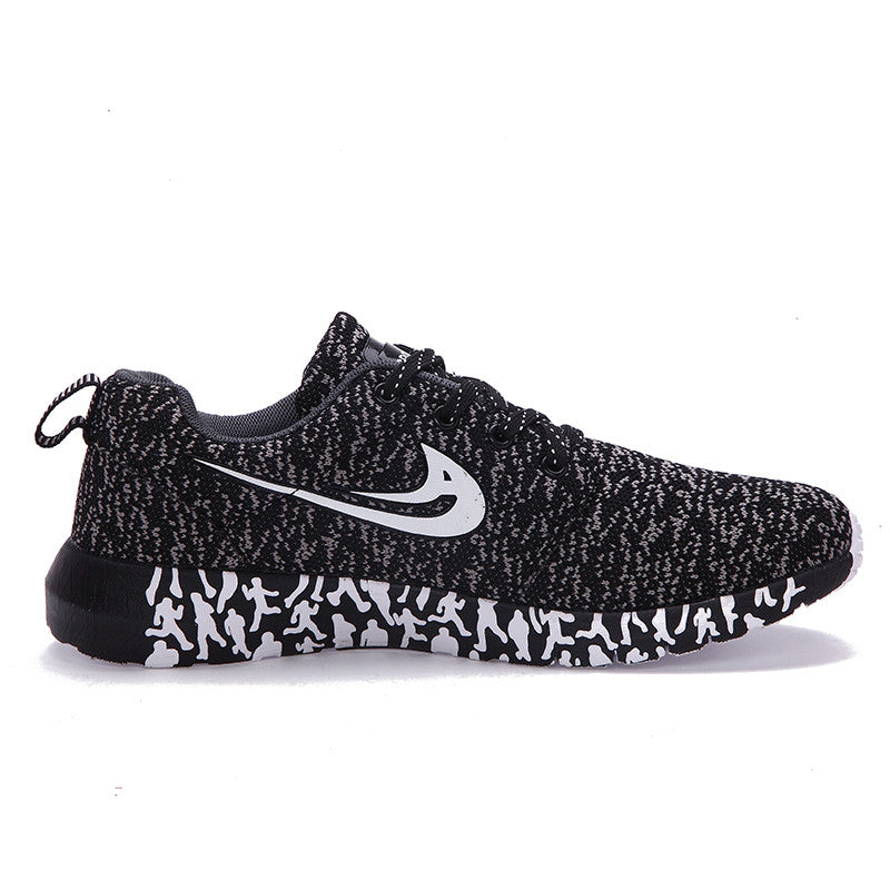 Women's Running Light-Up Trainers Breathable Shoes - Bestshopup