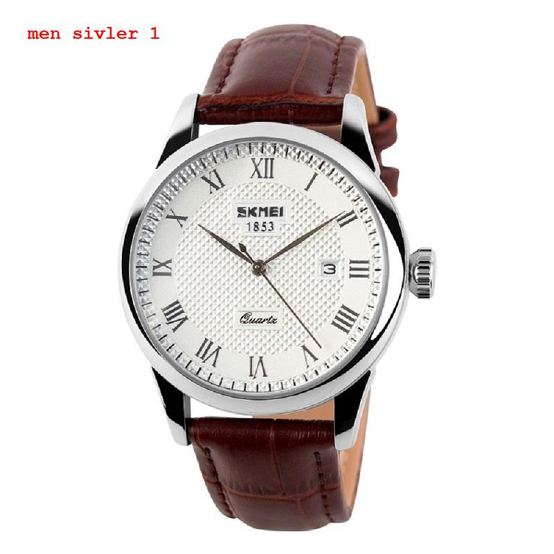 Women's & Men's Dress Leather Wrist Watches - Bestshopup