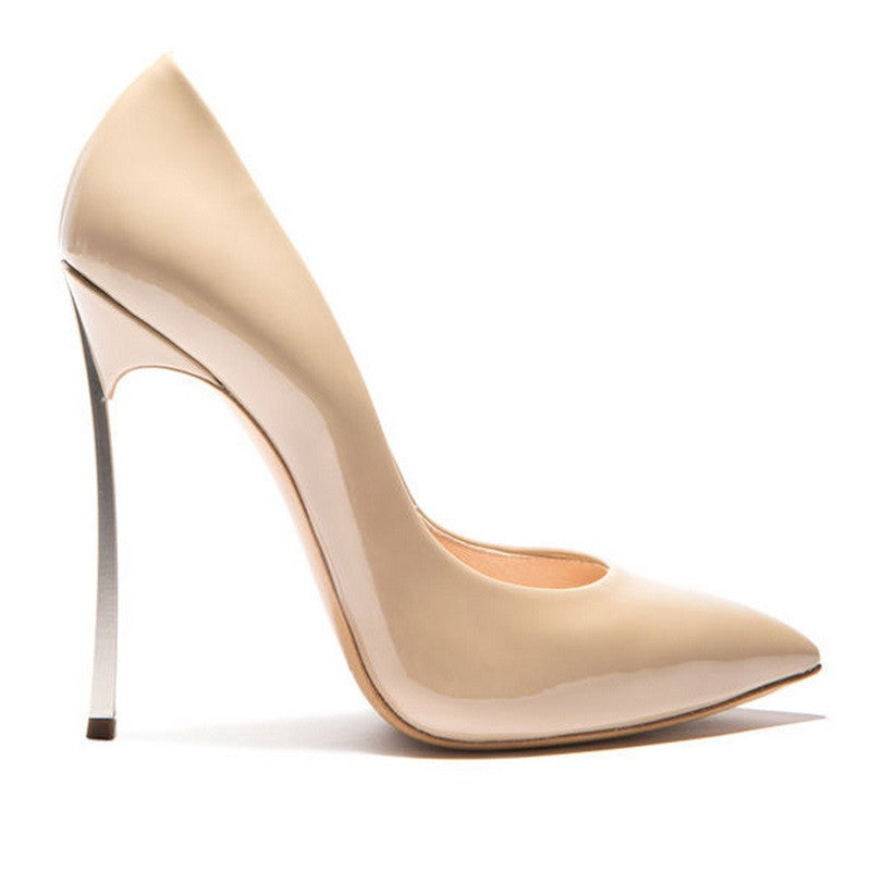 Pumps Stiletto Thin Heel Pointed Toe High Heels - Bestshopup