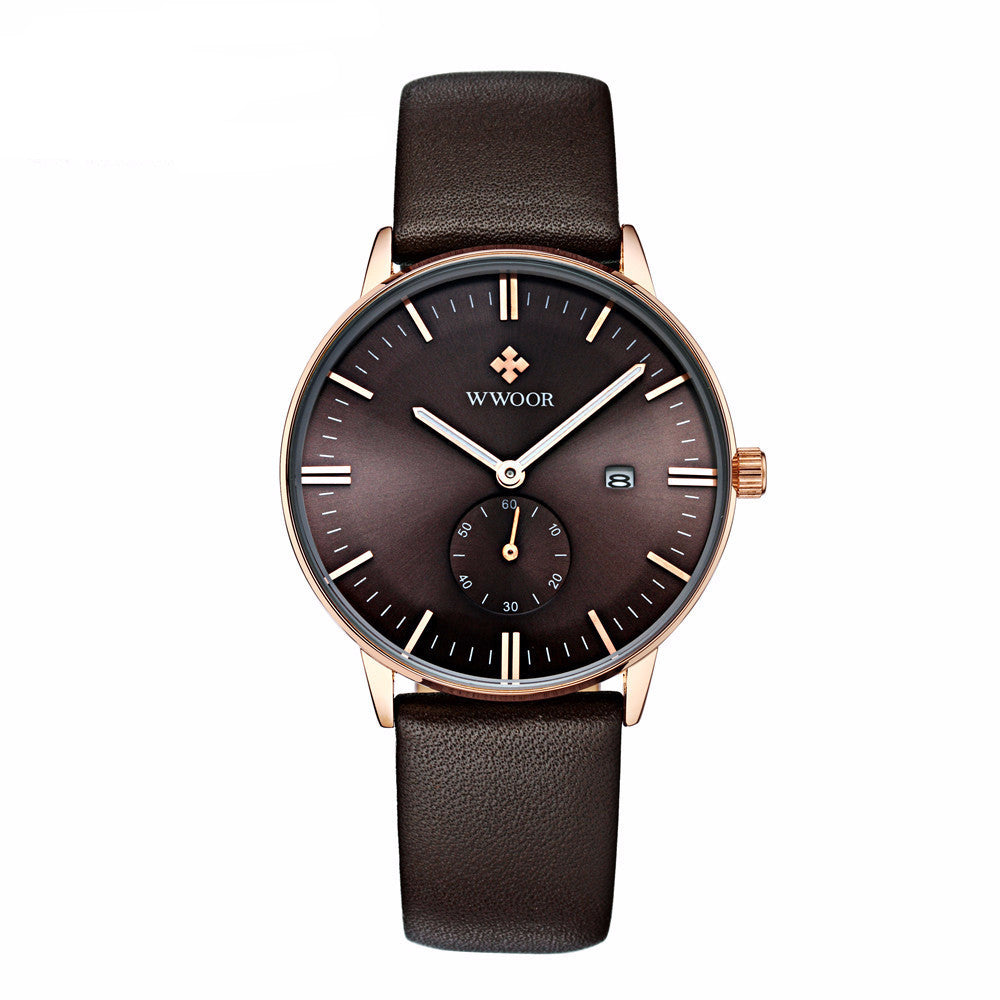 Men's Luxury Fashion Quartz Wrist Watches - Bestshopup