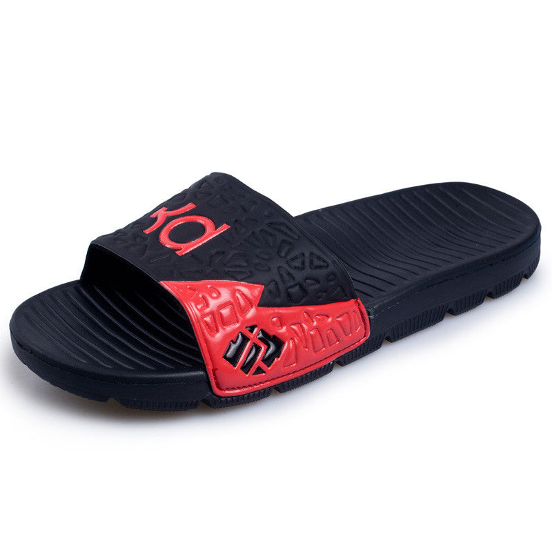 Men's Casual Slippers Soft Flat Sandals - Bestshopup