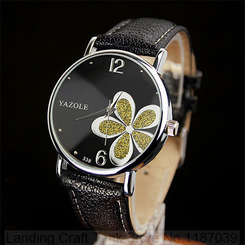 Women's Yazole Luxury Quartz Wrist Watch - Bestshopup