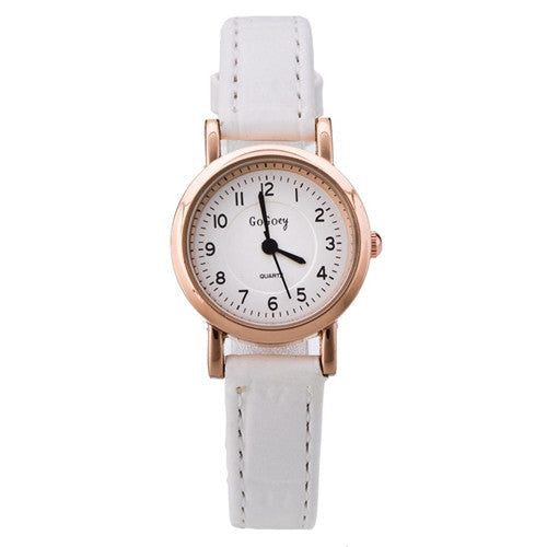 Women's Slim Elegant Quartz Watch - Bestshopup
