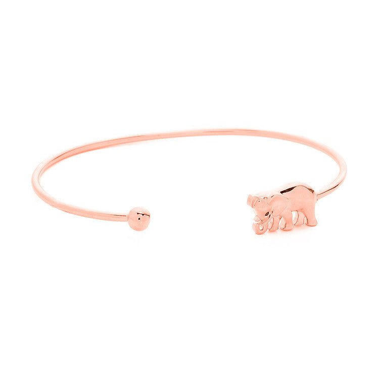 Women's Elephant Adjustable & Expandable Bangle Bracelets - Bestshopup