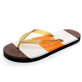 Men's Flip Flops Massage Beach Sandals - Bestshopup