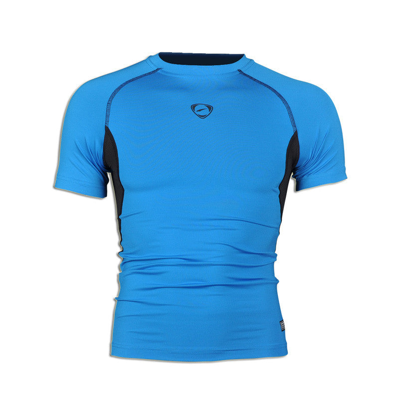 Men's Quick Dry Slim Fit Running Sport T-Shirt - Bestshopup