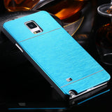 Note 4 Metal Aluminum Phone Cases For Samsung Galaxy - Bestshopup
