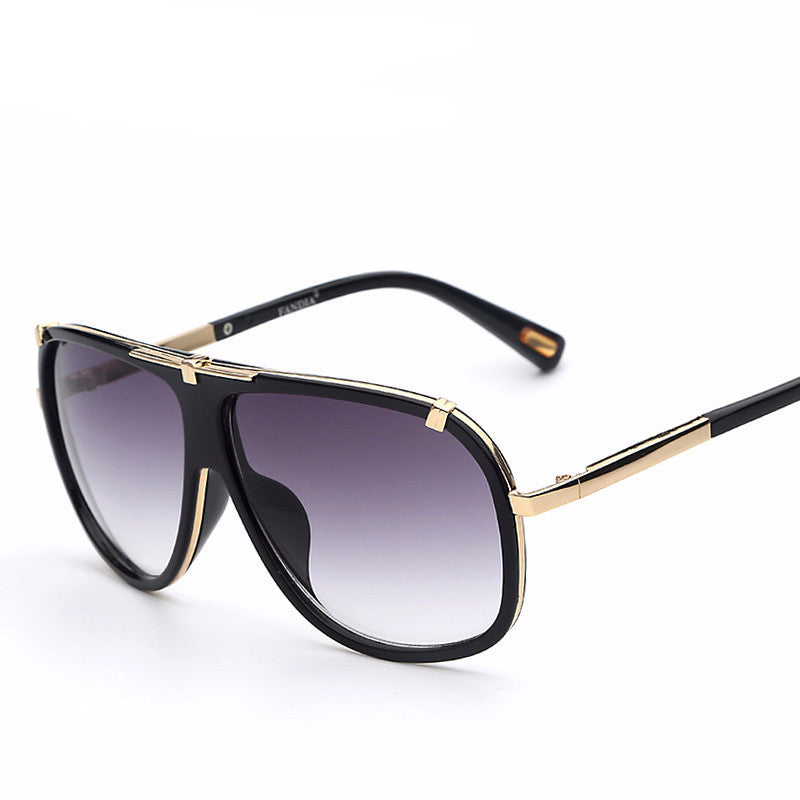 Men's Women's Shield Shade Sunglasses - Bestshopup