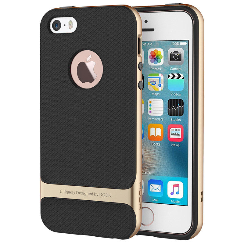 Luxury Slim Armor Cover Shell Back Cover For iPhone - Bestshopup