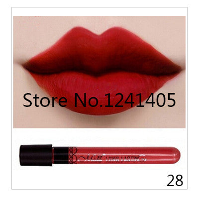 1pc High Quality Moisture Matte Color Waterproof Lipstick Long Lasting - Bestshopup
