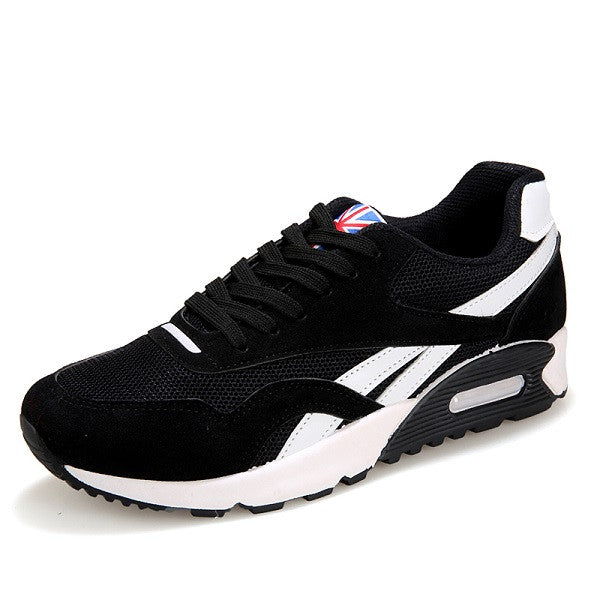 Men Casual Shoes High Quality Breath Increased Within Casual Balance - Bestshopup