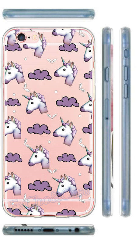 Newest PC Hard Case Love Laugh Life Pattern Cover for iPhone 5 5s SE 6 6s/plus - Bestshopup