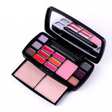 15 Colors Face Care Cosmetics Kit Makeup Set With Eye Shadow Lip Gloss Blush Pressed Powder - Bestshopup