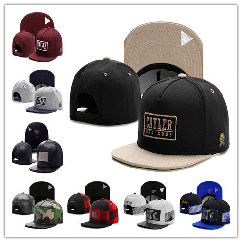 Cayler & Sons Baseball Caps  Adjustable Snapbacks - Bestshopup