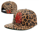 Leopard Last Kings Adjustable Snapback Hats - Bestshopup