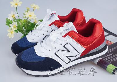 Women Casual Shoes High Quality Breath Increased Within Casual New Balance - Bestshopup
