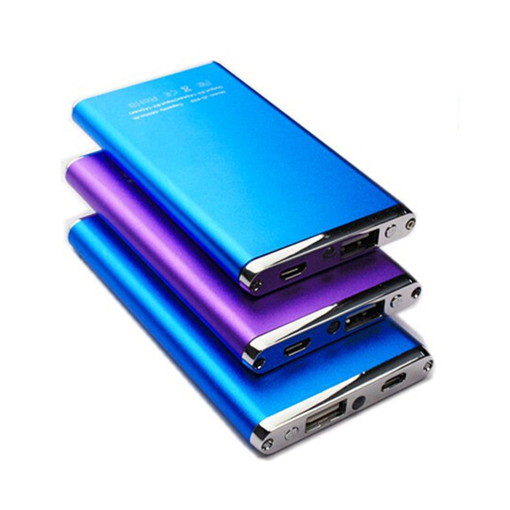 5600mAh Super Slim Metal Power Bank External Battery - Bestshopup