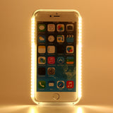 LED Flash Light Up Selfie iPhone Case - Bestshopup