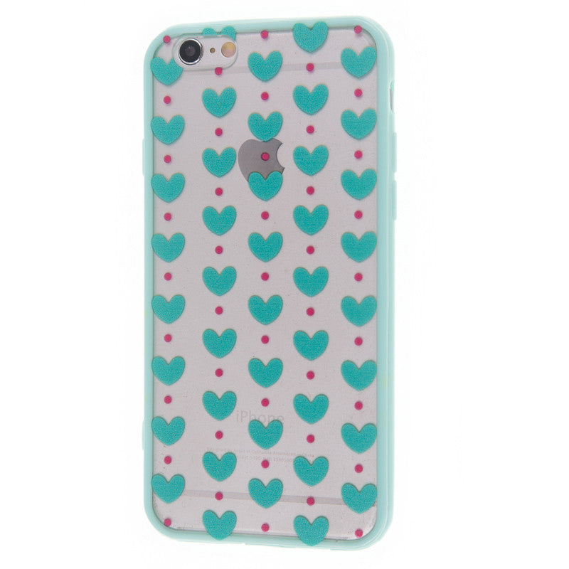 Soft Silicone Pink Princess iPhone Case - Bestshopup