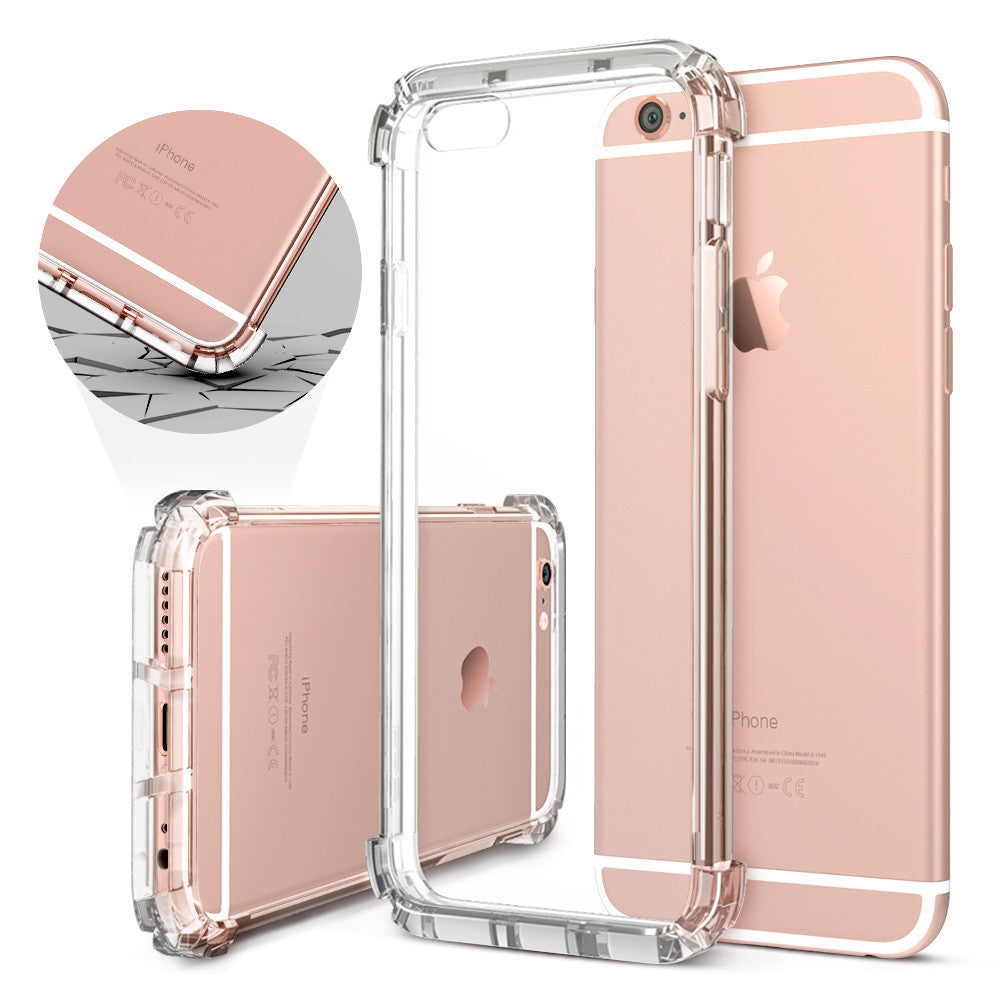 Strong Bumper for Clear Case  iPhone - Bestshopup