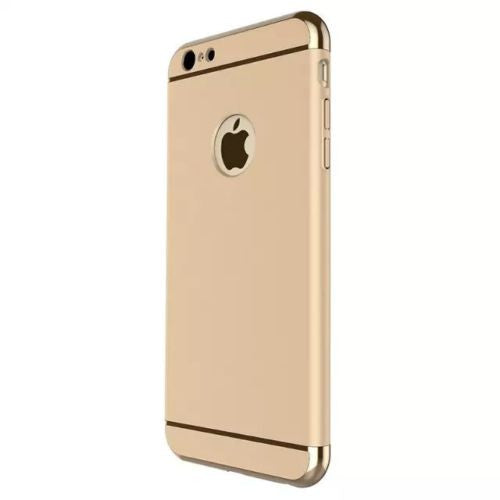 Ultra-Thin Shockproof Armor Plated Frame Case for Apple iPhone - Bestshopup
