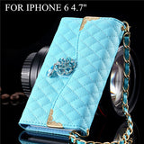 Leather Phone Case Bags For iphone - Bestshopup