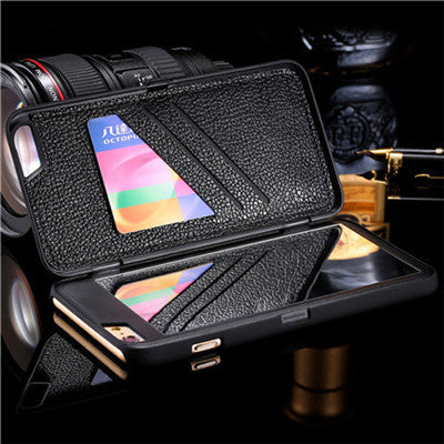 Luxury Mirror Phone Cases For iPhone - Bestshopup