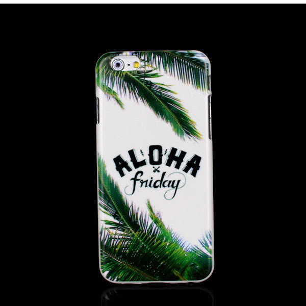 Hawaii Palm Tree Case for iPhone 6 Case for iPhone - Bestshopup